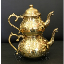 Turkish Copper Teapots