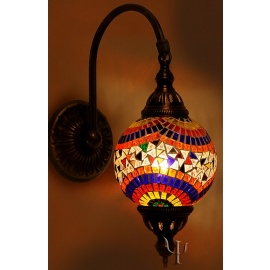 Mosaic Wall Lamp