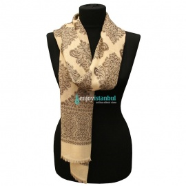 Turkish Shawl - Luxury Pashmina Style