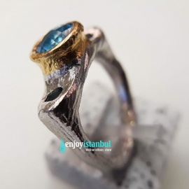 Special Handmade Silver Ring