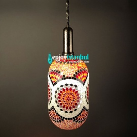 Special Handmade Mosaic Lamp - FREE SHIPPING