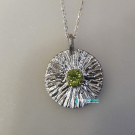 Special Handmade Silver Pendant