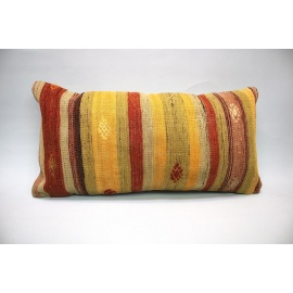 12X24 inch -Kilim Pillow Cover (30X60cm)