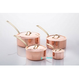 Copper Casserole - 14cm/6inches