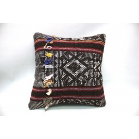 Kilim Pillow Cover (16''X16''-40X40cm)