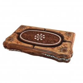 Ottoman Grand Luxury Backgammon Set