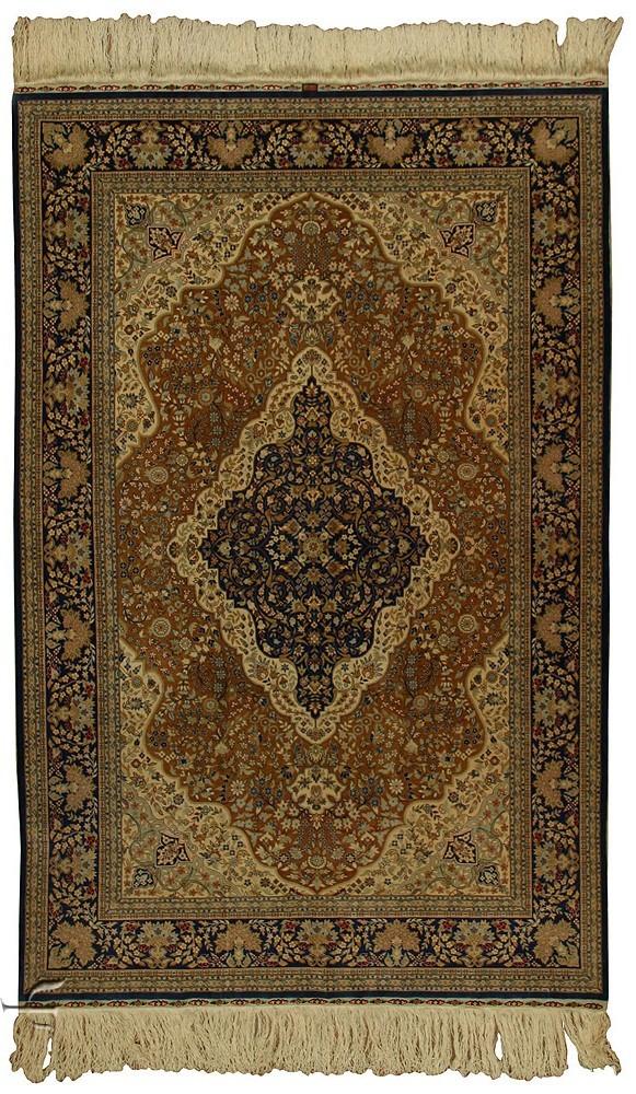 Fine Hereke Silk Carpet Enjoyistanbul Com