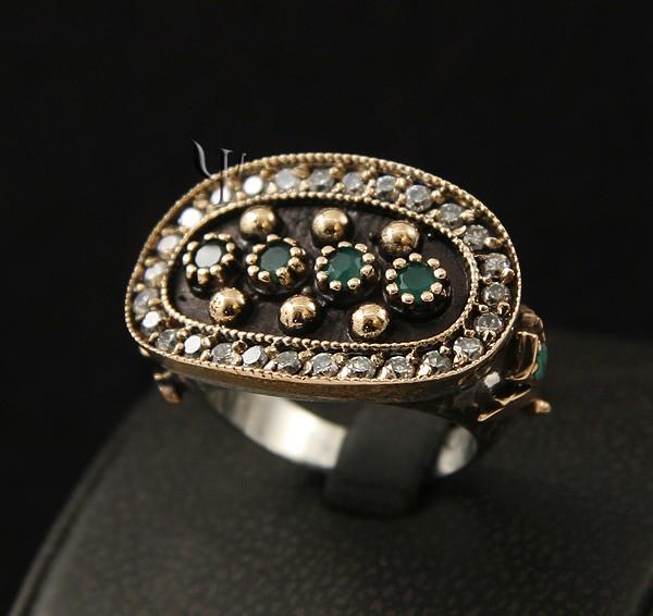 Artifact Silver Ring